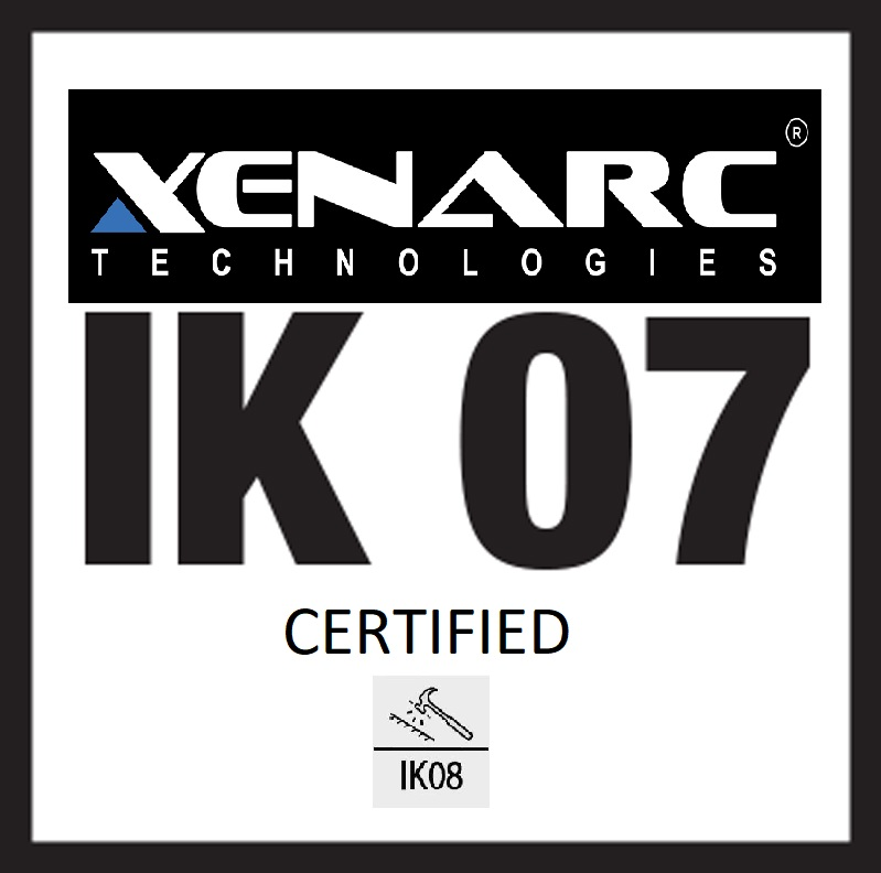 "3rd Party Testing & Industry Certification of Rugged Enterprise-Ready 7"" to 18"" Touchscreen Display Solutions www.xenarc.com"