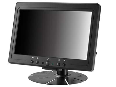 """7"""" Sunlight Readable Touchscreen LED LCD Monitor w/ HDMI & Displayport Inputs"""